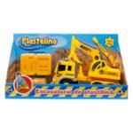 Excavator Plastelino de plastilina