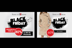 Ce discounturi va aduce Black Friday 2015 la ReadyToWear