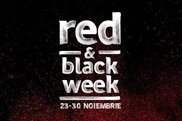 Red & Black Week Vodafone