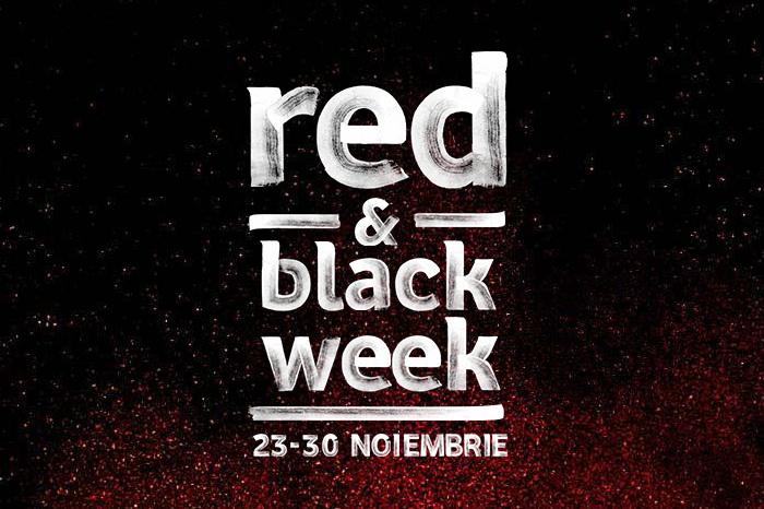 Red & Black Week Vodafone