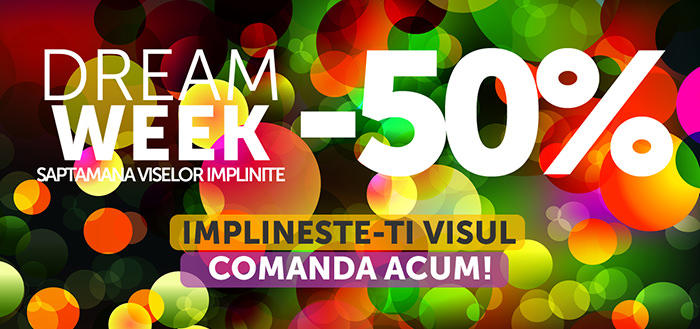 Reduceri Kurtmann Dream Week 2015