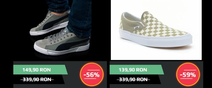 Reduceri pantofi sport Black Friday 2015 ZorileStore