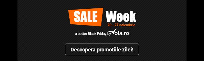 Reduceri bilete vacante Vola Sale Week 2015