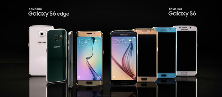 Samsung Galaxy S6 si S6 edge