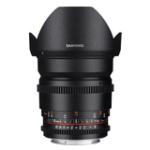 Samyang 16mm T2.2 pentru Nikon