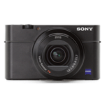 Aparat foto compact Sony RX100M III