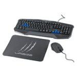 Kit tastatura + mouse + pad Hama Starter