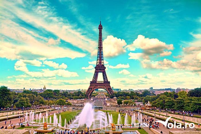 Vacanta Paris Vola