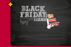 Black Friday de iarna vine la Altex si Media Galaxy intre 18 si 23 februarie 2016