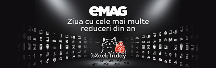 Reduceri eMAG Black Friday 2015