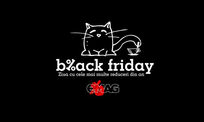 Reduceri eMAG Black Friday
