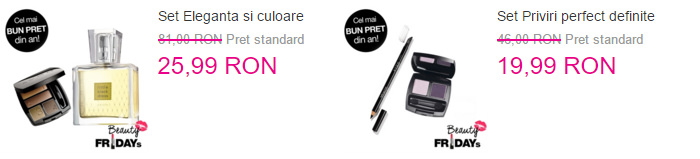 Seturi Avon Black Friday 2015