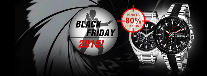 Black Friday 2015 Watchshop