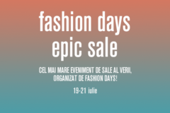 Fashion Days Epic Sale: reduceri ca de Black Friday