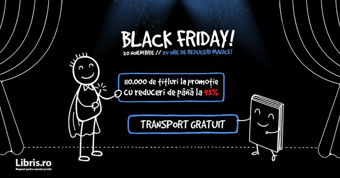 Libris Black Friday 2015