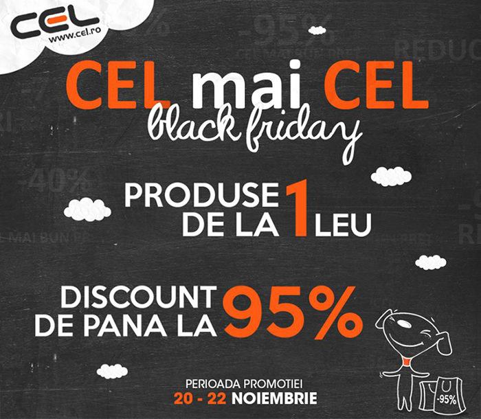 Black Friday 2015 Cel