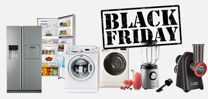 Black Friday 2016 electrocasnice