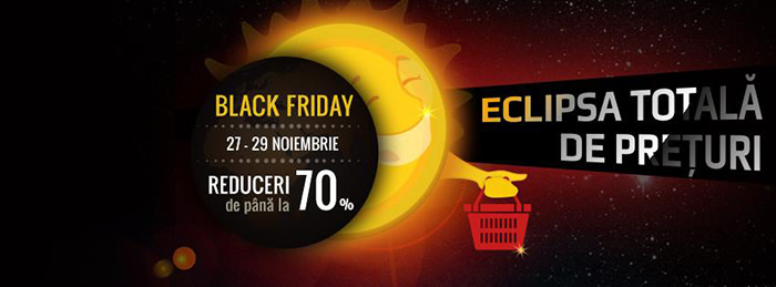 Black Friday 2015 ZorileStore