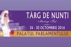 Black Friday 2016 la rochii de mireasa vine la targul Mariage Fest