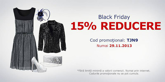 Bonprix Black Friday 2013