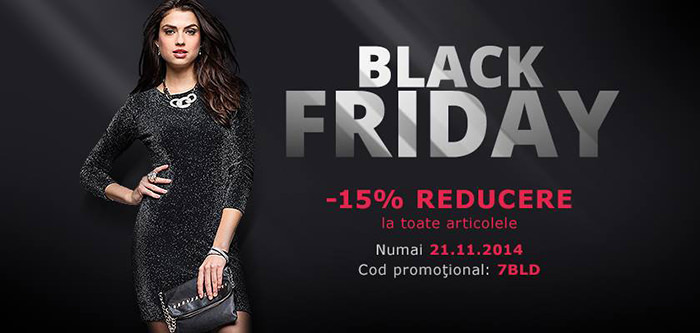 Bonprix Black Friday 2015