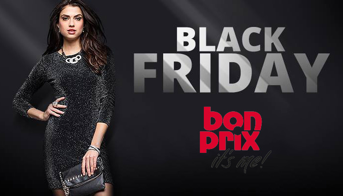 Bonprix Black Friday 2016