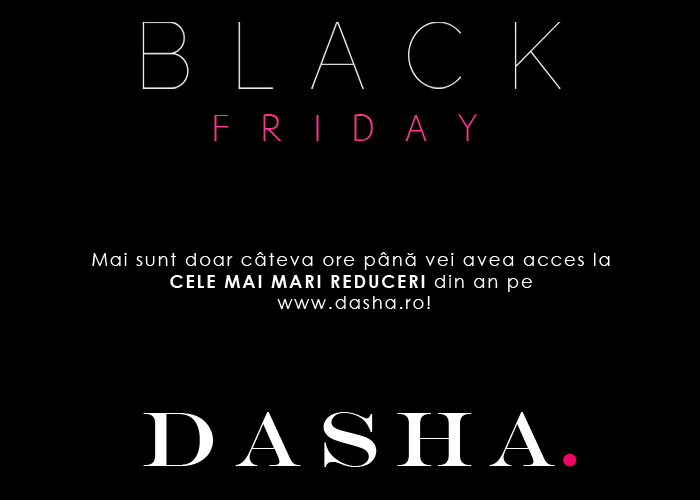 data black friday 2016 dasha