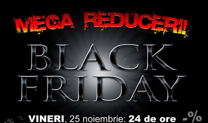evoMAG Black Friday 2011