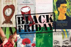 Black Friday 2016 la carti aduce autorii preferati la preturi mici de tot