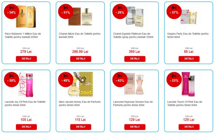 oferte parfumuri sensodays black friday 2015