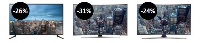 Oferte TV Black Friday 2015 evoMAG