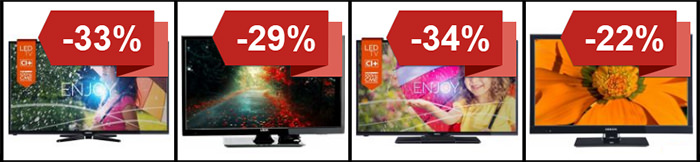 Oferte TV Black Friday 2015 MarketOnline