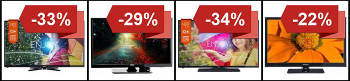 Oferte TV Black Friday 2015 MarketOnline