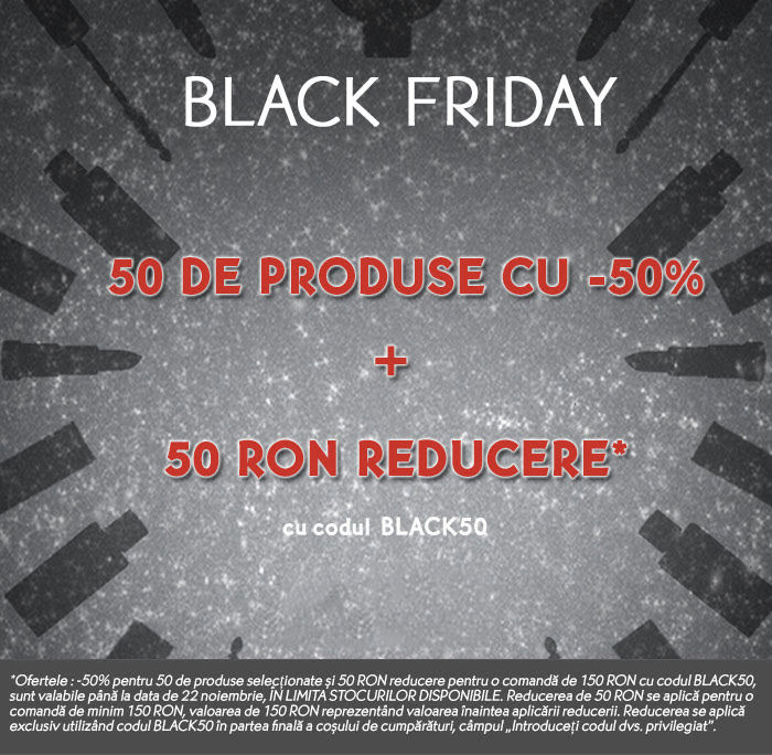 Oferte Yves Rocher Black Friday 2015