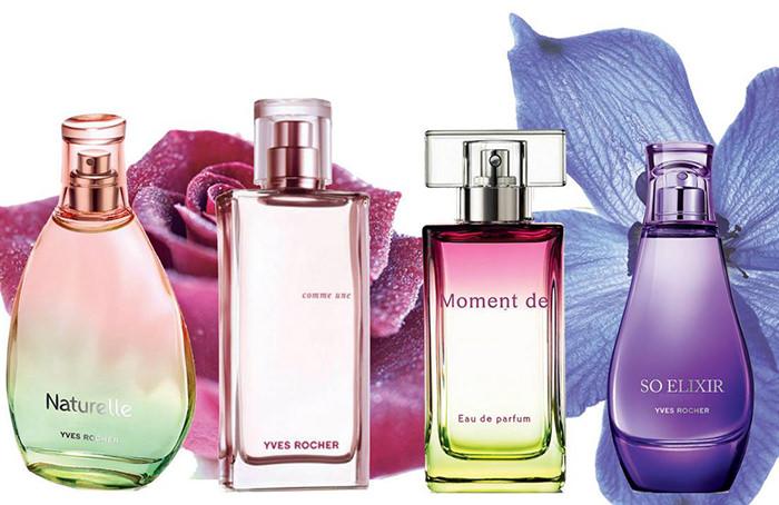 Parfumuri Yves Rocher