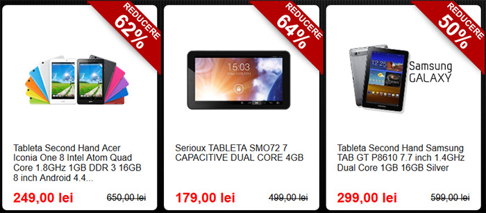 Tablete Black Friday 2015 ABD Computer