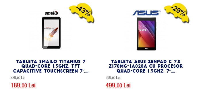 Tablete Black Friday 2015 Badabum
