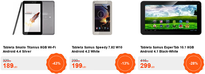 Tablete Black Friday 2015 Cel.ro