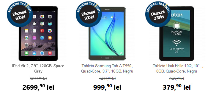 Tablete Black Friday 2015 Flanco
