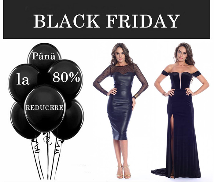 Rochii Black Friday 2015 FashionUP