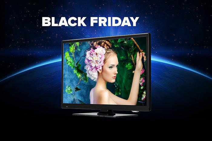 Televizor Black Friday 2016