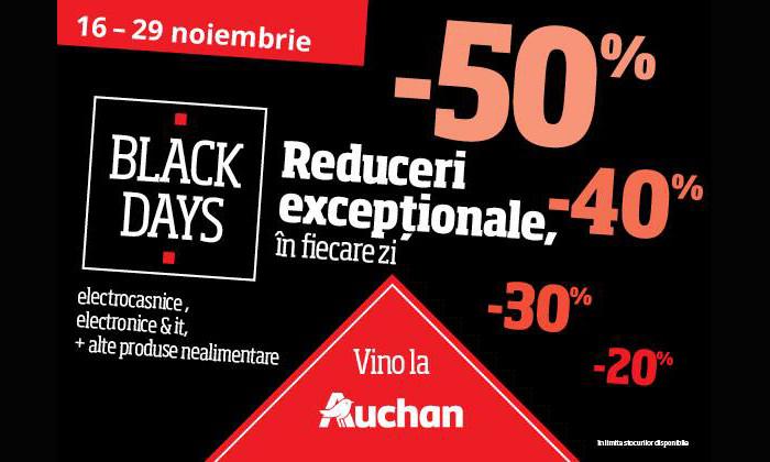 Auchan Black Friday 2016