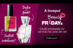 Beauty Fridays 2016 la Avon a inceput!