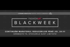 Black Friday 2016 FashionUP continua