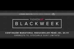 Black Friday 2016 FashionUP continua