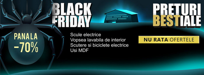 black friday 2016 la depozit-online