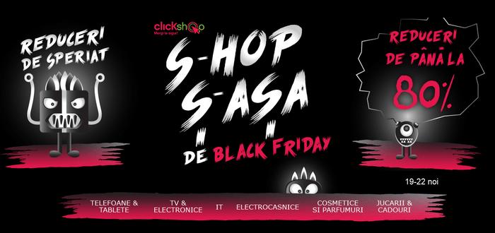 campania clickshop black friday 2016