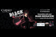Campanie Cupio Black Friday 2016