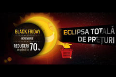 Campanie ZorileStore Black Friday 2016