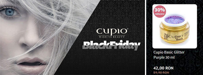Cupio Black Friday 2014
